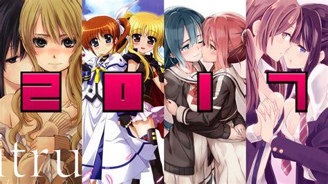 anime josei romance 2017 yuri anime 2017 yurireviews and more