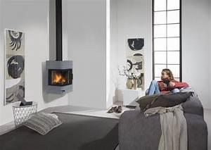 Poele Suspendu Design : ets bonnel po le bois platane wall suspendu wanders ~ Melissatoandfro.com Idées de Décoration
