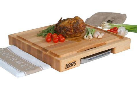 planche à découper cuisine cuisine en bois d 233 rable maison moderne