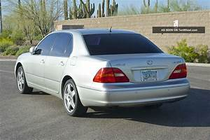 4 4 Lexus : 2001 lexus ls430 base sedan 4 door 4 3l with luxury package ~ Medecine-chirurgie-esthetiques.com Avis de Voitures