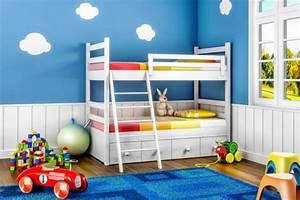 Farbgestaltung f r kinderzimmer ideen farben f r for Farben für kinderzimmer