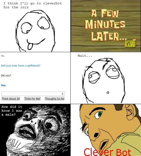 Rage Girl Meme - rage comic 1 clever girl know your meme