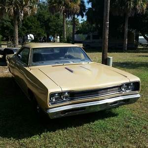 1969 Dodge Coronet R  T 440 Matching Numbers Rt 69 Stick
