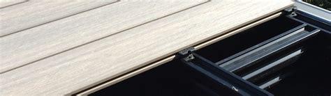 Qwickbuild Aluminium Decking Frame System  Elite Outdoor