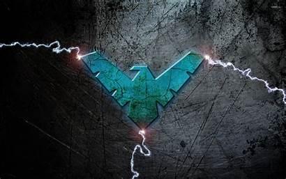 Nightwing Theme Lightning Wallpapers Themepack