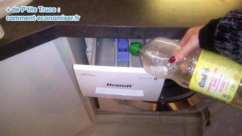 7 bonnes raisons de mettre du vinaigre blanc dans sa machine 224 chaque lavage