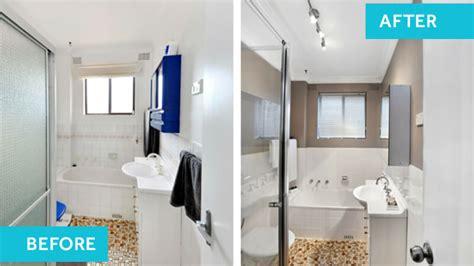 beautiful bathrooms   budget renovating  profit