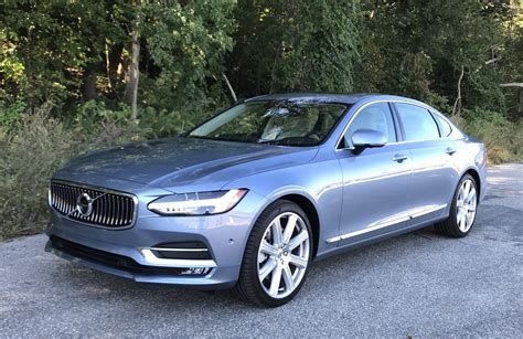 review  volvo  inscription understated luxury