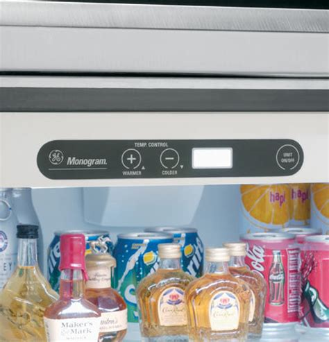 zdodplss ge monogram outdoorindoor refrigerator module monogram appliances