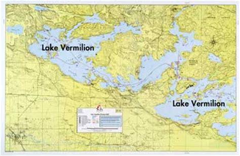 e 14 lake vermilion west fisher maps