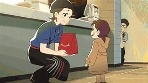 McDonald's anime ad needs five seasons and a movie - The Verge
