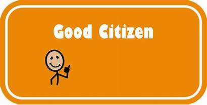 Citizen Citizenship Clipart Folder Action Fight Bad