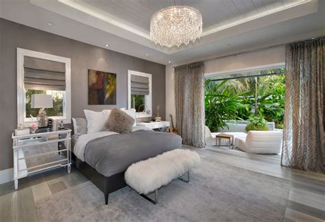 Beach House Bedroom by Modern Coastal Home Beach Style Bedroom Miami By