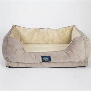 serta cuddler dog bed serta pet beds