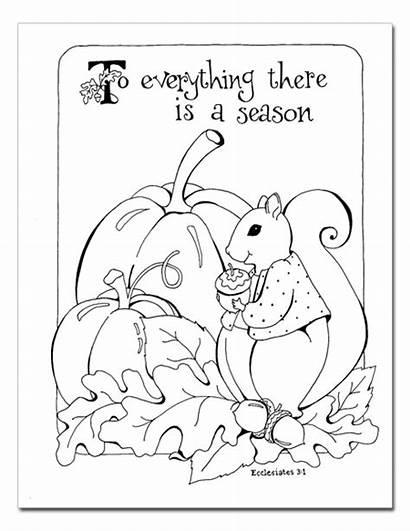 Coloring Changing Colorear Seasons Dibujos Sheets Season