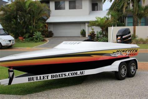 Bullet Ski Race Boats For Sale by New Zealand Skirace Net