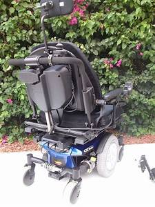 Pride Mobility Quantum Q6 Edge Power Chair With Tilt