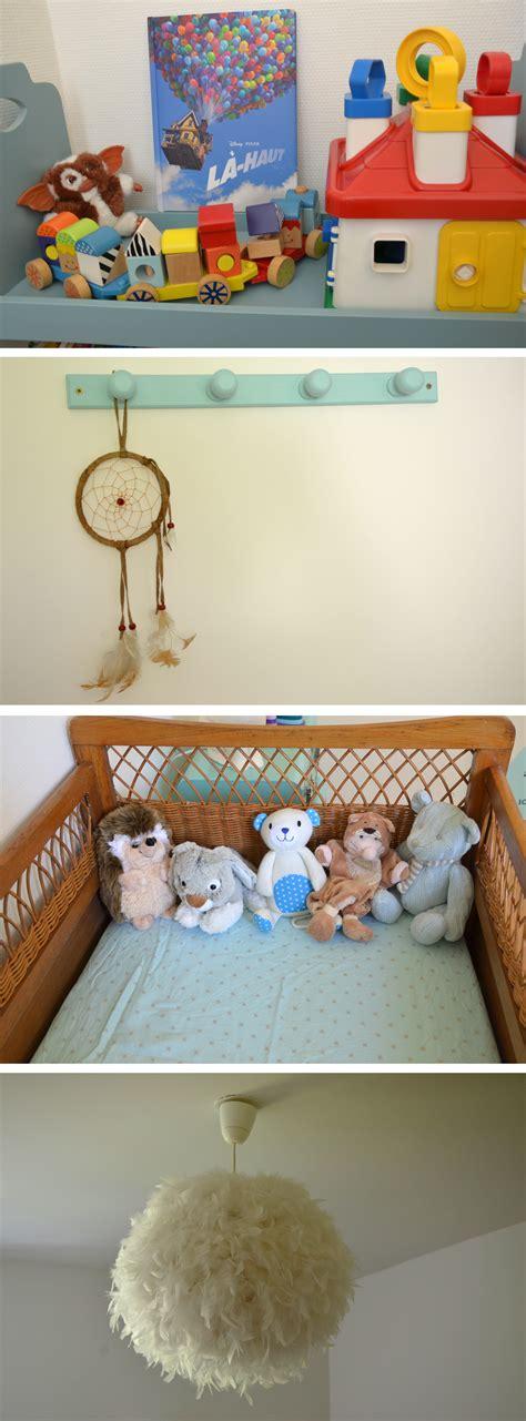 a quel age bébé dort dans sa chambre déco chambre bébé la chambre nature et poétique de noah