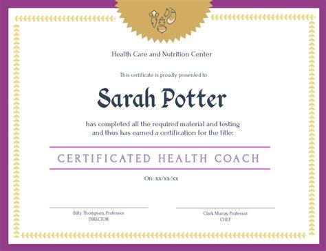 certificate maker certificate generator visme