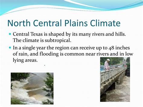 Ppt Texas Regions Powerpoint Powerpoint Presentation