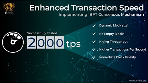 There are a lot of people on crypto market who don't not know anything about xrp. XinFin (XDCE) achieves TPS milestone displaying transaction speeds faster than Ripple (XRP)