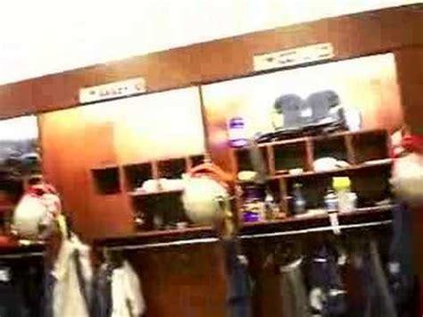 exclusive    england patriots locker room
