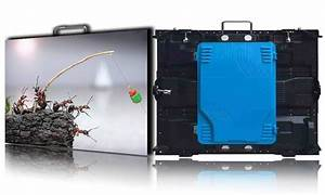 P6 Video Display Function Full Color Outdoor Portable