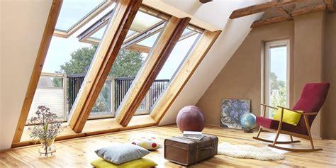 dachausbau mit fenster ausbau dachgeschoss mehr wohnfl 228 che unter der dachschr 228 ge