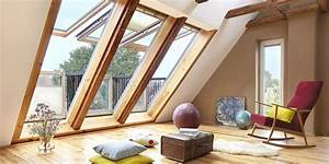 Bett Mit Dach : ausbau dachgeschoss mehr wohnfl che unter der dachschr ge ~ Frokenaadalensverden.com Haus und Dekorationen