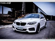 小改款DIY BMW F20 M135i 二系列車頭上身! G7 車庫柒號