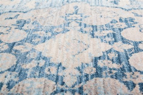 Shabby Teppich Orientalisch Teppiche Modern Used Look Grau