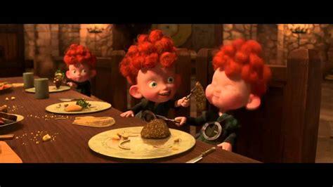 Brave Featurette #2 - Meet The Triplets (Pixar) (HD) - YouTube