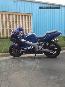 2000 Gsxr - 600