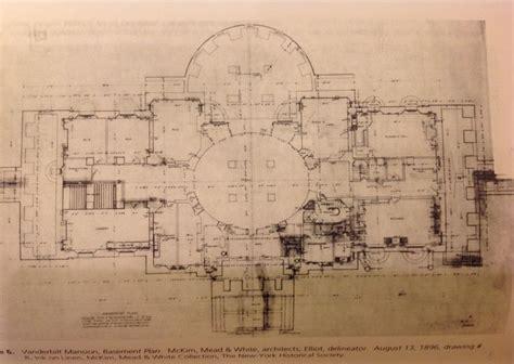 floor plans vanderbilt vanderbilt mansion hyde park basement floor plans pinterest mansions parks and basements