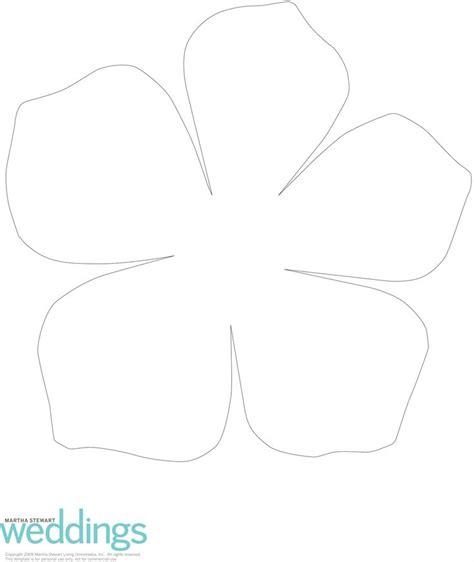 mel stampz  study  white   flower templates