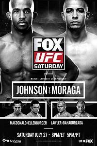UFC on FOX 8: live stream, fight card, start time and more ...