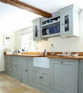 idees et conseils pour une deco style anglais reussie With kitchen cabinets lowes with papier peint anglais