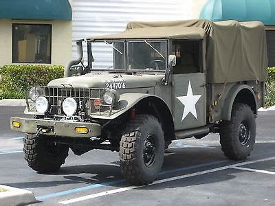 Dodge M37 Cars for sale