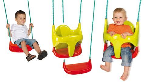 siege bébé balancoire siège balançoire évolutif 2 en 1 pour bébé smoby