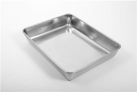 heavy duty baking stainless steel pan sheet cookie tray quality bakeware ds gm