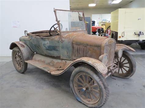 Model T Ford Forum: Barn Find   1925 Duncan & Fraser