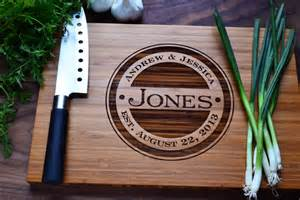personalized cheese boards personalized cutting board engraved bamboo wood