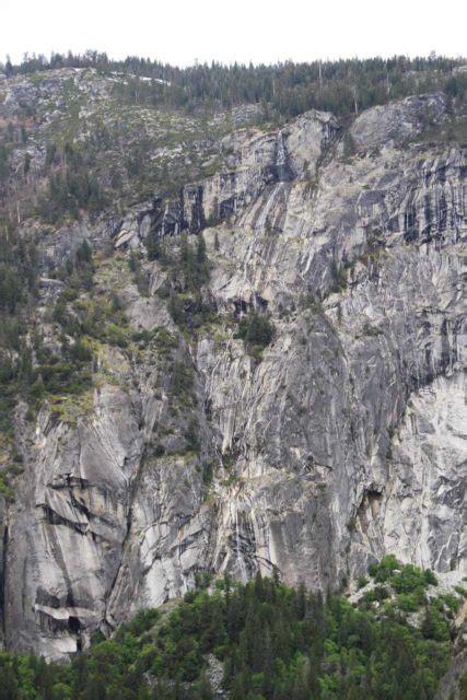 Glacier Point Falls World Waterfalls