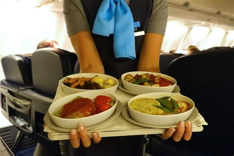 best meals who really has the best airline food