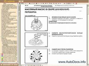 Lexus Rx350  Rx330  Rx300 Rus Repair Manual Order  U0026 Download