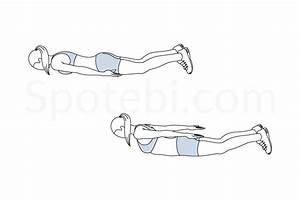 Prone Back Extension
