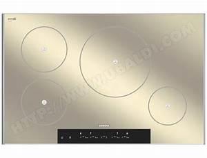 Grande Plaque Induction : siemens eh787902 plaque induction pas cher ~ Melissatoandfro.com Idées de Décoration