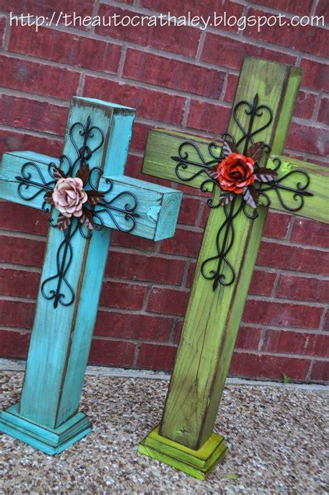dyi rustic crosses  autocrat cross crafts rustic