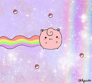 Pokemon Nyan Cat GIF - Find & Share on GIPHY