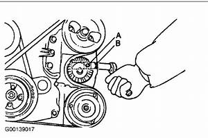 How Do I Change The Serpentine Belts On A 2004 Sonata